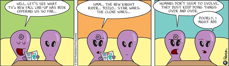 Strip 51: Remakes