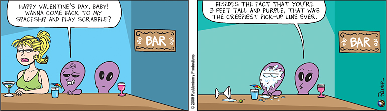 Strip 71: Scrabble