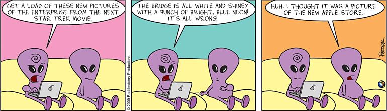 Strip 78: The New Bridge