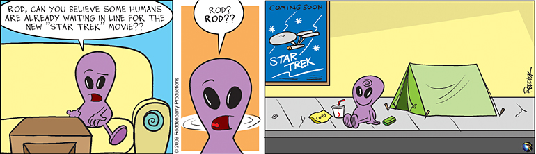 Strip 94: To Boldly Wait
