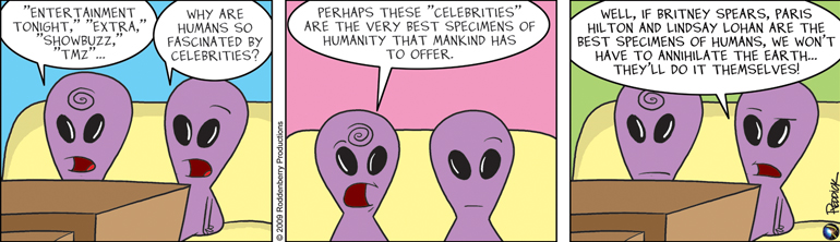 Strip 100: Celebrities
