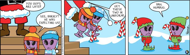 Strip 158: Bah Humbug