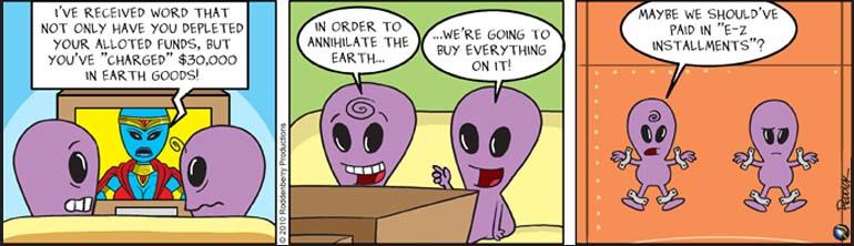 Strip 202: E-Z Payments