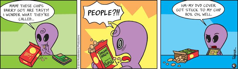 Strip 206: It's People!!!