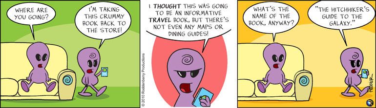 "Strip 209: ""Lonely Galaxy"""