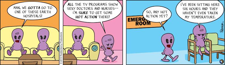 Strip 211: Rod's Anatomy