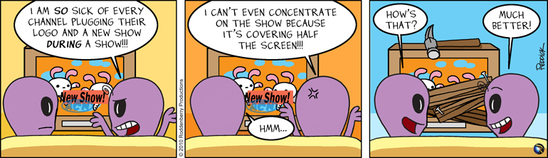 Strip 218: Logorama