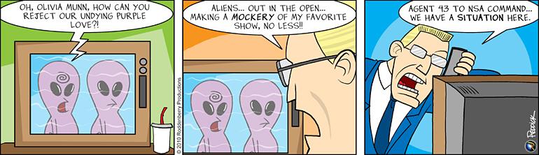 Strip 237: NSA