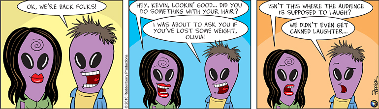 Strip 245: And We're Back!