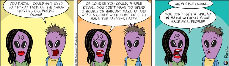 Strip 249: New Gig