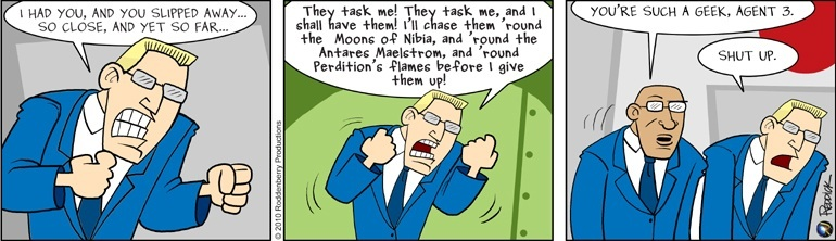 Strip 264: The Moons Of Nibia