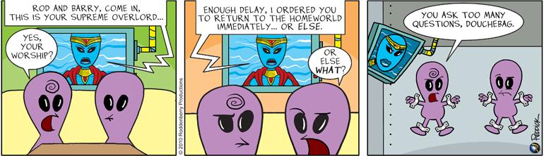 Strip 270: Or Else What