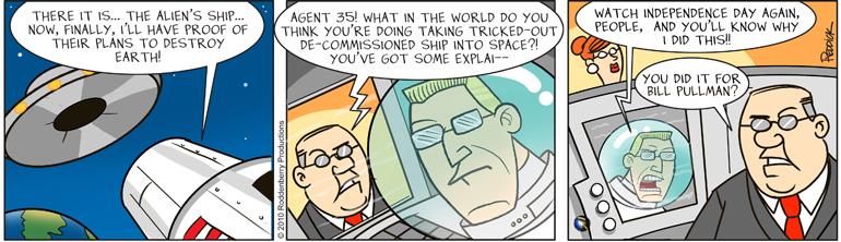 Strip 275: Will Smith