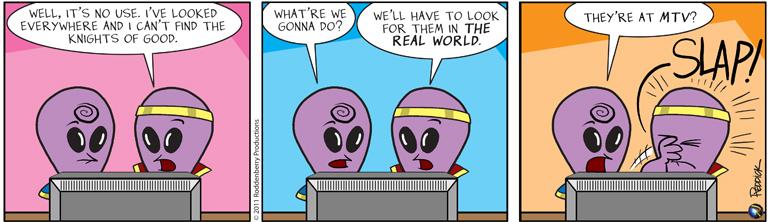 Strip 353: Real World