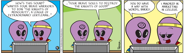Strip 356: Marketing