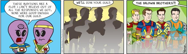 Strip 361: Baldwins?