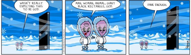 Strip 439: Fair Enough