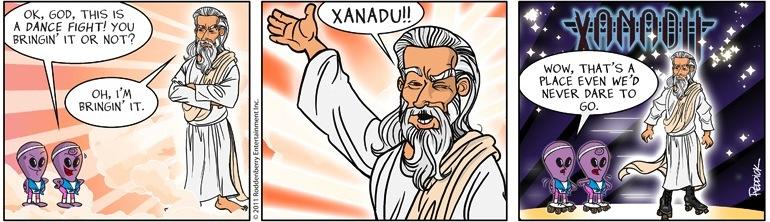 Strip 461: Xanadu