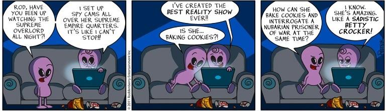 Strip 468: Reality Show