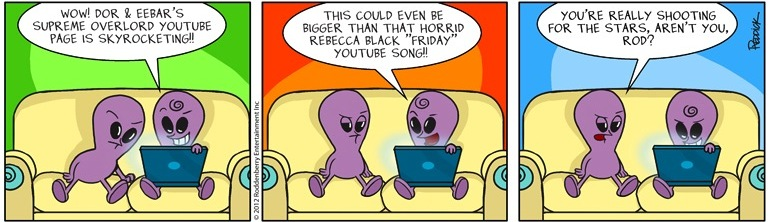 Strip 475: Friday