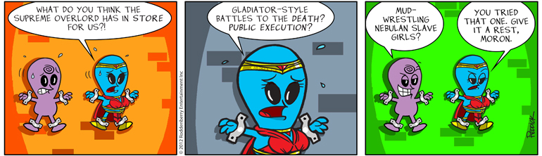 Strip 508: Execution