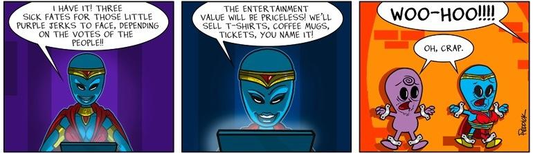 Strip 520: Woo-Hoo