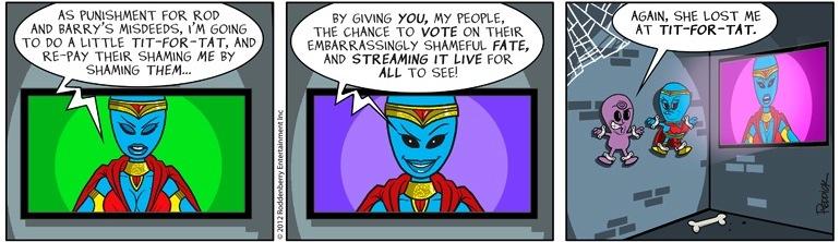 Strip 524: Shaming
