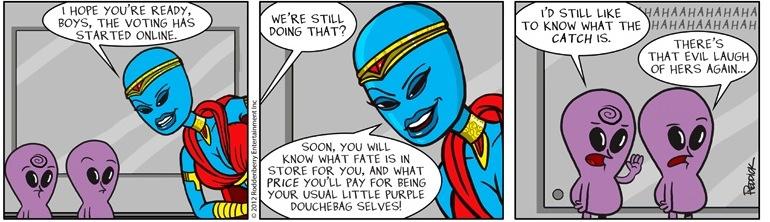 Strip 543: The Price
