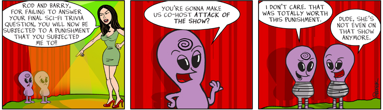 Strip 563: Totally Worth It
