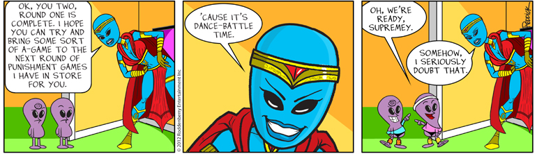 Strip 567: Supremey