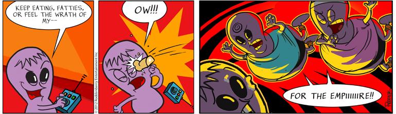 Strip 593: Empire