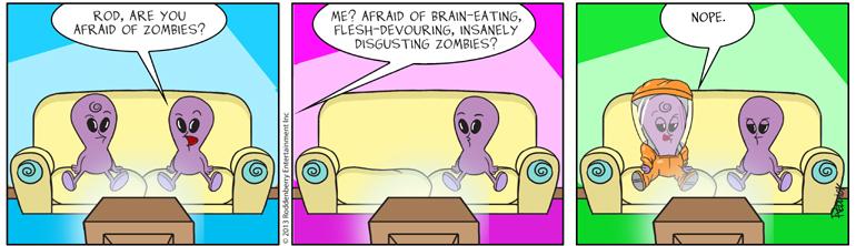 Strip 628: Fear